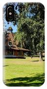 The Rest House Bournville IPhone Case