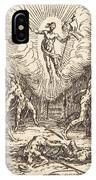 The Resurrection IPhone Case