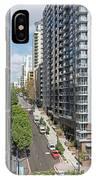 The Rey Apartment Building IPhone Case