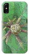 The Rhody Bud IPhone Case