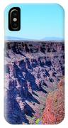 The Rio Grande Gorge IPhone Case