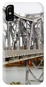 The Rip Van Winkle Bridge 5 IPhone Case