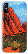 The Road To Babylon IPhone Case