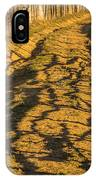 The Road To The Pasture IPhone Case