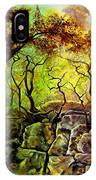 The Rocks In Starachowice IPhone Case