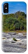 The Rocky Limestone Trail  IPhone Case