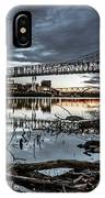 The Roebling Gotham Style IPhone Case