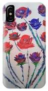 The Rose Series IPhone Case