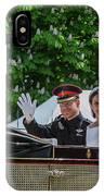 The Royal Wedding Harry Meghan IPhone Case