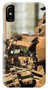 The Rust Belt IPhone Case