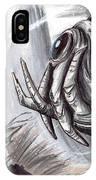 The Scarifice IPhone Case