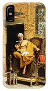 The Scribe IPhone Case