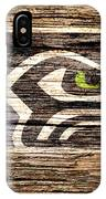 The Seattle Seahawks 2f IPhone Case