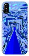The Secret Room Abstract IPhone Case