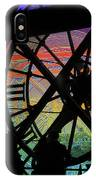 The Secret Workings Of Time IPhone Case