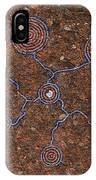 The Sedona Star Chart IPhone Case