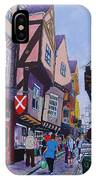 The Shambles IPhone Case