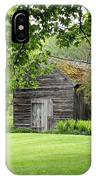 The Shed In The Trees IPhone Case