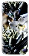 The Shy Desert Lily IPhone Case