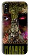 The Sighing Hours - The Floating Men IPhone Case