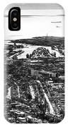 The Silver City IPhone Case