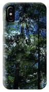 The Skyline Of Susan Creek Indian Mounds IPhone Case