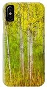 The Small Forest IPhone Case