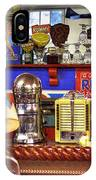 The Soda Fountain IPhone Case
