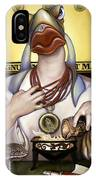 The Sorceress IPhone Case