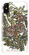 The Soul Of Wildflowers IPhone Case