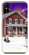 The South Woodstock Country Store IPhone Case