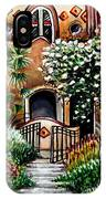 The Spanish Gardens IPhone Case
