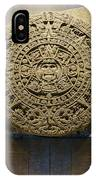The Special Aztec Sunstone IPhone Case