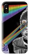 The Spectre Of Chromatopia IPhone Case