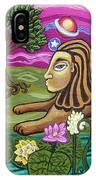The Sphinx IPhone Case