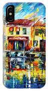 The Spirit Of Miami  IPhone Case