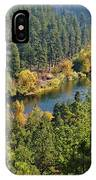 The Spokane River  IPhone Case