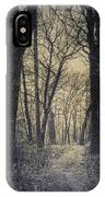 The Starting Point IPhone Case