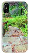 The Stone Steps IPhone Case