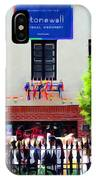 The Stonewall Inn National Monument IPhone Case