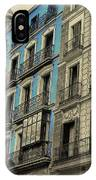 The Streets Of Toledo IPhone Case