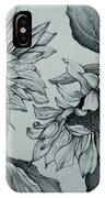 The Sunflowers IPhone Case