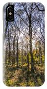 The Sunset Forest IPhone Case
