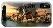 The Sunset Years Of The Mary D. Hume IPhone Case