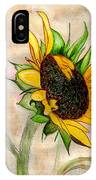 The Sunshine Of God's Love IPhone Case