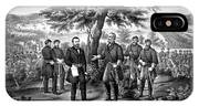 The Surrender Of General Lee  IPhone Case