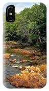 The Swift River In South Tamworth IPhone Case