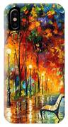 The Symphony Of Light IPhone Case