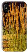 The Tall Grass IPhone Case