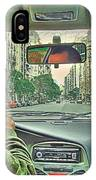 the Taxi Driver IPhone Case